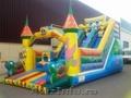castele,  topogane,  saltele,  jocuri gonflabile